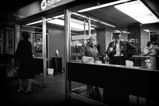 Euston late 70's ©PDBarton
