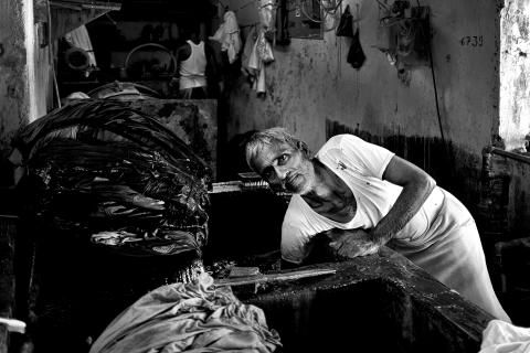 Mumbai 2015 ©PDBarton