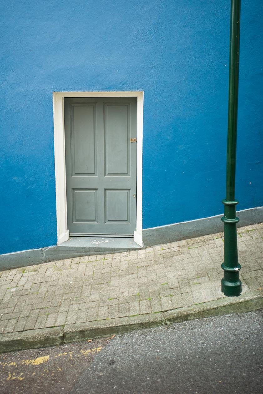 Door. Cobh, Ireland 2016