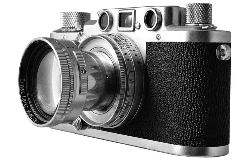 Post-war Leica IIIc