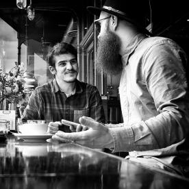 Coffee shop Grantham