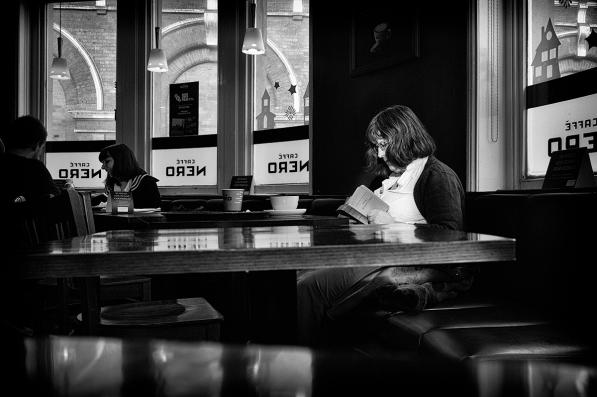 Coffee shop Lincoln
