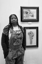 Fine artist exhibiting in Lincoln 2017