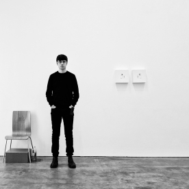Gallery Attendant. Birmingham, 2017