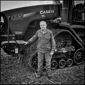 Agricultural Worker Lincolnshire Wolds 2017