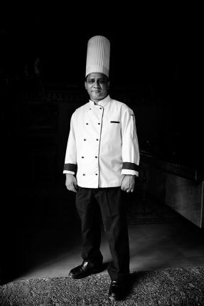 Hotel Chef. Karnataka, India.