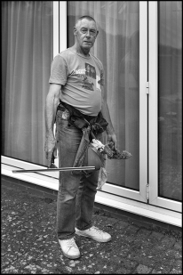 Window Cleaner. Lincoln 2017