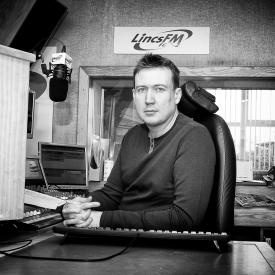 Radio Presenter. Lincoln