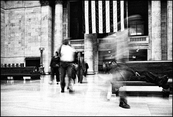 Chicago railway station